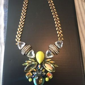 J Crew ornate necklace